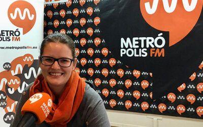 Entrevista para Metrópolis: INNOTECA BY IPITEC, CON ALMUDENA ABELLÁN