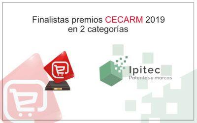 Ipitec Finalista de los premios CECARM 2019