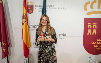 Reconocimiento por parte de la Consejería a emprendedoras con éxito: Ipitec